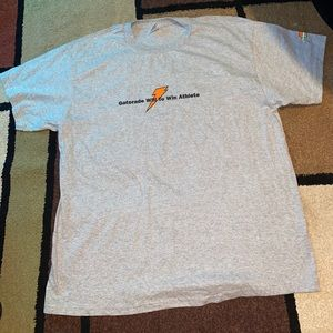 Vintage 00s Gatorade will to win t shirt